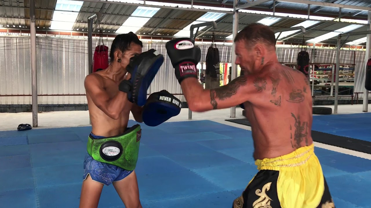 SuWit Muay Thai Boxing and Training in Thailand for Physical Condition